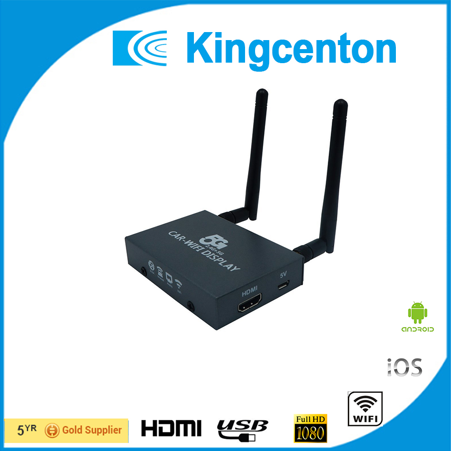 2016 New design RTD <strong>1185</strong> wifi frequency 2.4Ghz+5Ghz car wifi wireless receiver wifi display adapter