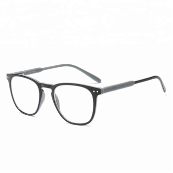 JH Retro Wholesale Square Hyperopia Fashion Reading Glasses