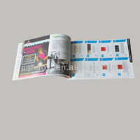 Voucher book printing service