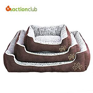 Texay(TM) Actionclub Dog House Pets Beds Big Dogs Fashion Soft Dog House PP Cotton Pet Beds For Big Pets Products Cats HP765