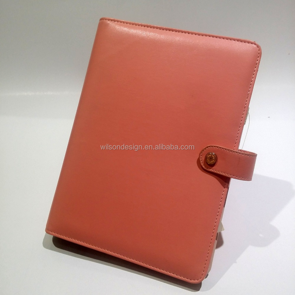 soft leather binder soft leather binder