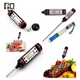 Factory Price LCD Meat Thermometer Digital Barbecue Thermometer Food Cooking For Turkey Beef Kitchen Digital Thermometer