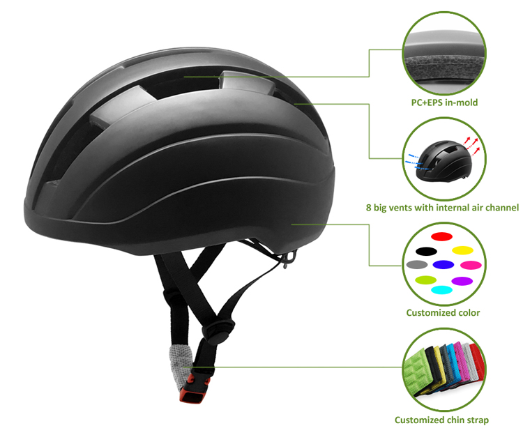 Rechargeable Smart Bluetooth Helmet 8