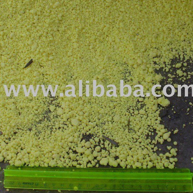 Sulfur Technical Granular Gas, grade 9980 and up