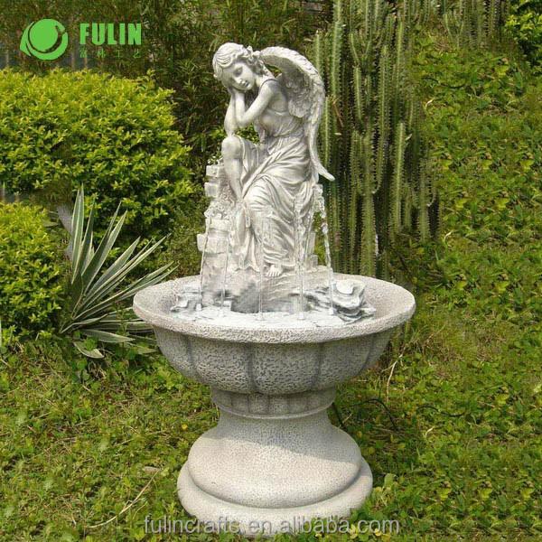 Grande fontaine de jardin en résine-D'autres accessoires ...
