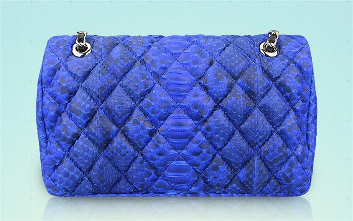 New arrival designer women purses bags handbags, genuine python leather crossbody bag