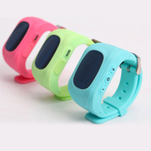 GPS Smart Watch for Kids Tracker SOS Q50 Children Smart Mobile with SIM Card