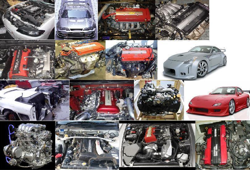 Japan Jdm Used Engines And Auto Parts 1jzgte 2jzgte 1jz 2jz 4age ...