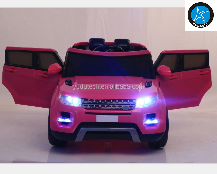 2018 PINK RANGE ROVER SPORT HSE STYLE 12V ELECTRIC KIDS CHILDS RIDE ON JEEP CAR