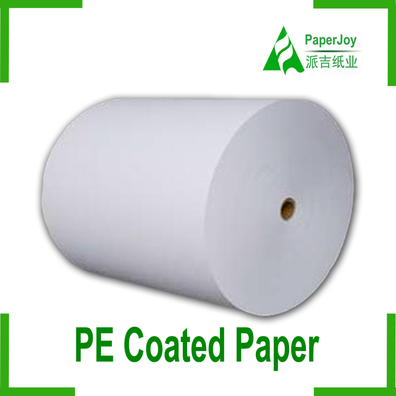 Direct Factory Price for Disposable cup making single sided pe coated paper price