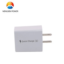 Shenzhen quick charge adapters QC 3.0 fast cell phone charger for Apple iPhone 6
