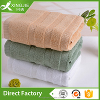 high quality popular stone washed cotton terry bath towels 22x44