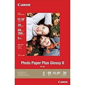 "Canon Photo Paper ""Prod. Type: Paper/Misc. Photo Paper"""