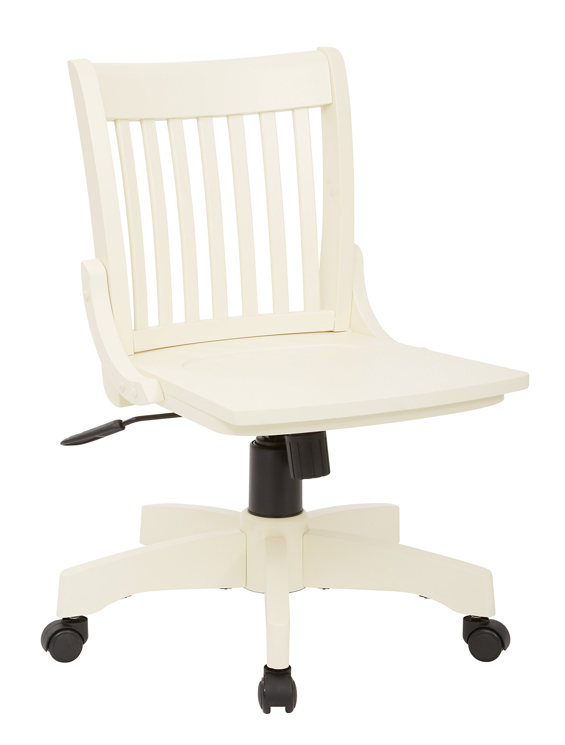 chair of office desk e full white armless unique size chairs baxley mesh