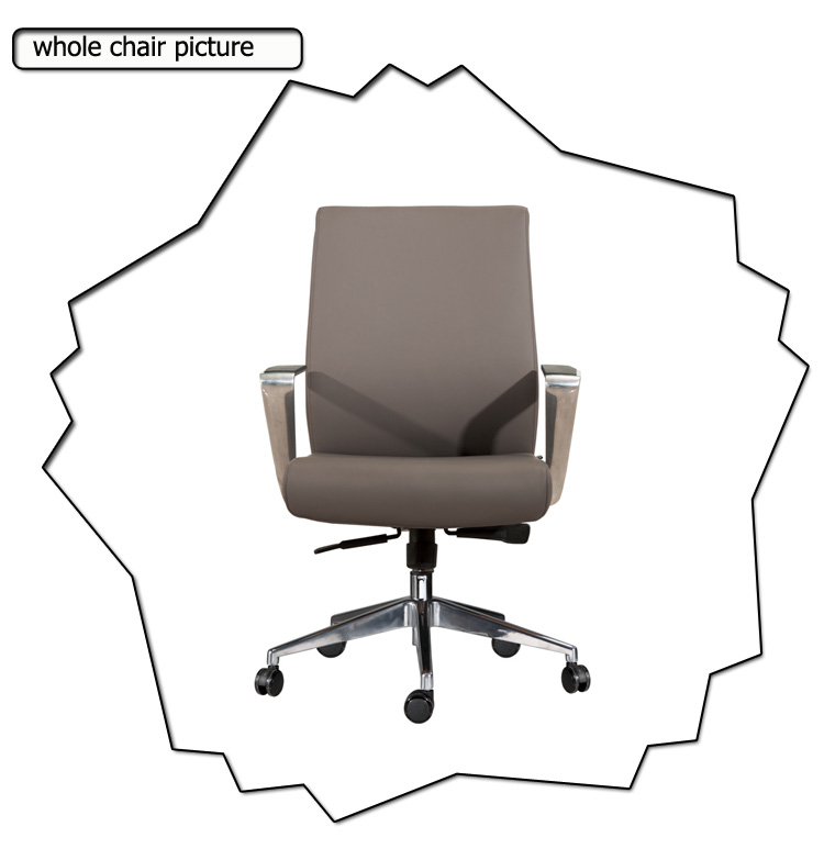 Alibaba China exported Furniture Luxury office leather Chair