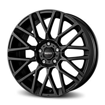 Momo Car Wheel Rim - Revenge - Matte Black - 16 X 7 Inch - 5 On ...