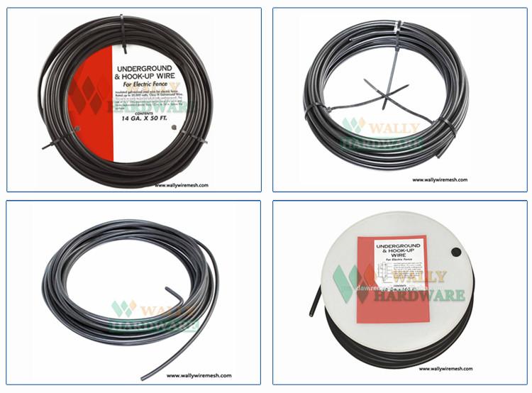 Montare recinto di filo elettrico