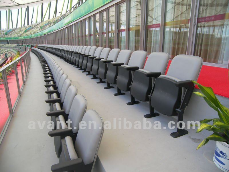 VIP public foldable stadium seating,outdoor tribune for school,theater,spectator,church,canteen,sports,entertainment,education