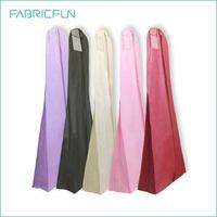 Non-woven breathable wedding dress cover, wedding dress garment bag