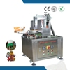 Kendy Teflon glue conatainer cheese wafer box gluing machine