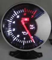 Led52707 52mm Tubro Gauge/ Auto Meter Water Temptachometer Boost ...