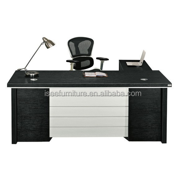 Standard Executive Office Counter Table Design Reception Ib007 Photos
