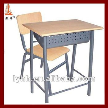 Plain Middle School Desks Vent Hole Simple Cheap Desk Dimensions Student And Chair Decor