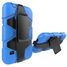 Guangzhou Mobile Phone Accessories Case for Samsung S5 Case Wholesale Market With Belt Clip Holder