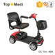 Topmedi TEW401 cheap electric folding mobility scooter for adults price china