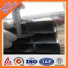 ASTM black steel asian tube construction building materials