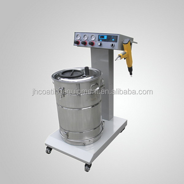 Air High Pressure Spray Paint Powder Coating Machine