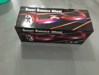 Kids scooter New 2015 hoverboard 2 wheels self balancing electric scooter for children