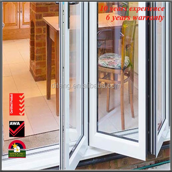Quality Custom Outside Outswing Hopper Doors For Home House Villa Sliding Louvered French Doors Home Depot