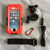 8M diving i4 i5 Phone Protective Case with 360 degree swivel bicycle holder for iPhone4/4s/5/5s/5c