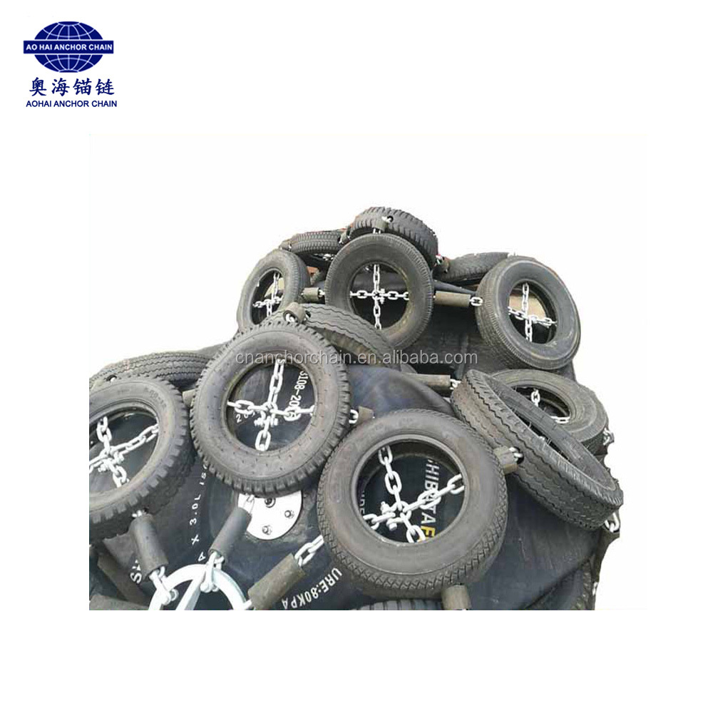 Ship/Boat Equipment Floating Rubber Fender
