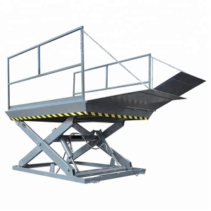 Heavy Duty Stationary Scissor Lift for Warehouse