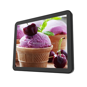 4:3 LED Square Touch Screen Open Frame 15 17 19 inch Industrial LCD Monitor