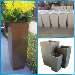Extremely light weight plant pots wholesale