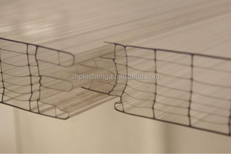 polycarbonat blech bedachung materialien transparente. Black Bedroom Furniture Sets. Home Design Ideas
