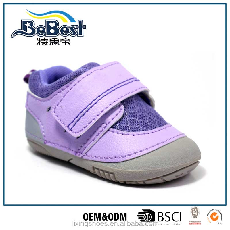 Hot sale lovely baby shoes soft sole toddler shoes