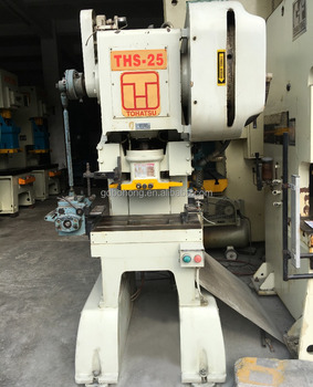 25 Ton Second-hand Punch Press Machine - Buy Hydraulic Press Machine,Hand  Machine Punch Snap Press,Second-hand Punching Machine |100 Ton Second-hand