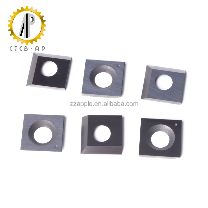 Tungsten carbide insert knives , planer knives for wood working