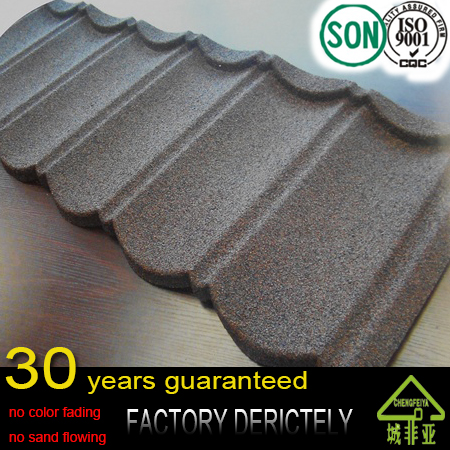 hot selling best quality Colorful Sand Coated Metal Roofing Tiles and Accessories for Houses