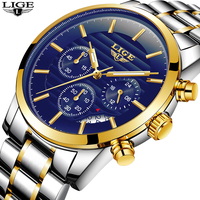 Alibaba 2018 new design mens lige brands fashion watches for mens watch wholesale