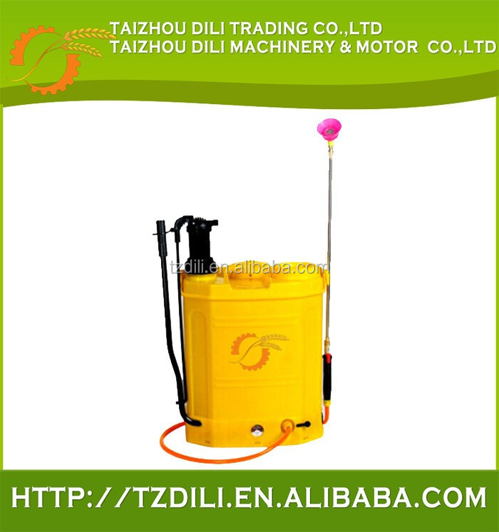 High quality proper price battery sprayer 16 liters