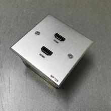 Office HDMI universal wall electrical socket