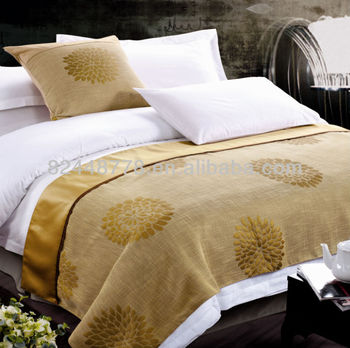 king size bed throw bed runner bed decorates various designs buy bed throw bed runner bed. Black Bedroom Furniture Sets. Home Design Ideas