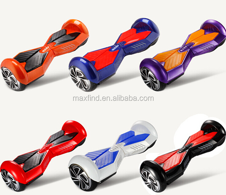 Self Balancing Electric Scooter Hoverboard Parts Aluminum Frame ...