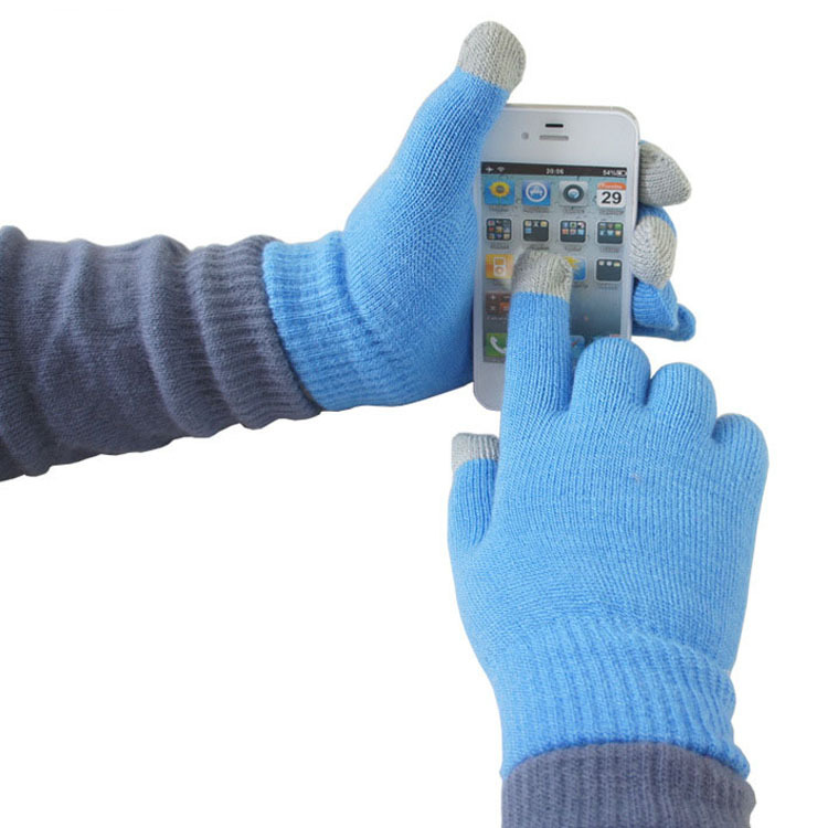 Winter Warm Touch Screen Glove Magic Gloves Three Fingers
