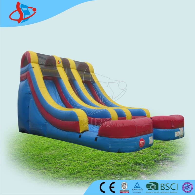 GMIF gorgeous Large outdoor activities Inflatable slide for sale